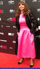 31 European Film Awards. Victoria Abril, Actress, Actriz