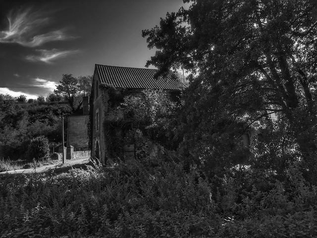 Le vieux moulin à eau