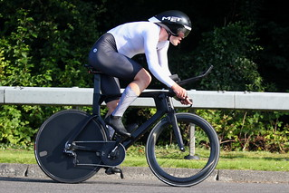 Johnstone Wheelers C.C. Sam Dooley 25m Time Trial, 2019.