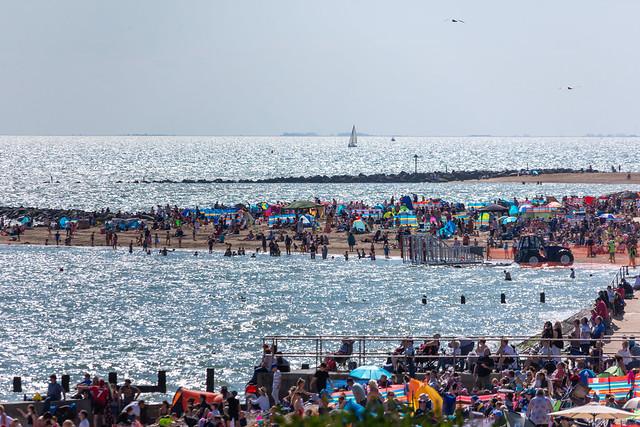 Busy Beach