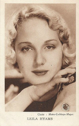 Leila Hyams, Kivou
