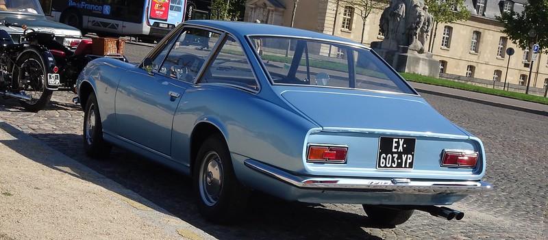 FIAT 124 S Berlinetta carrosserie 2+2 Giovanni MORETTI de 1967 48617321828_defdb3e74d_c
