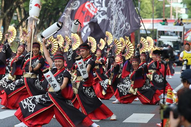 Harajyuku Yosakoi Dance Festival