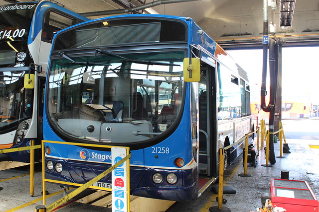Stagecoach Merseyside - 21258