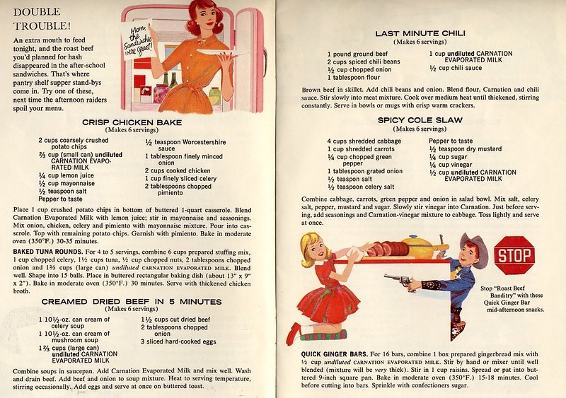 Cooking With Carnation 1960