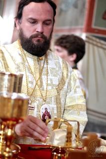 25.08.2019 | Божественная литургия в Георгиевском соборе Юрьева монастыря