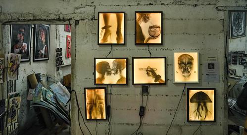 Yomer Montejo - Artista Visual