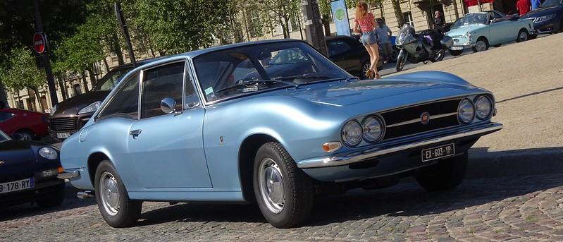 FIAT 124 S Berlinetta carrosserie 2+2 Giovanni MORETTI de 1967 48617819492_1f5e5b880d_c