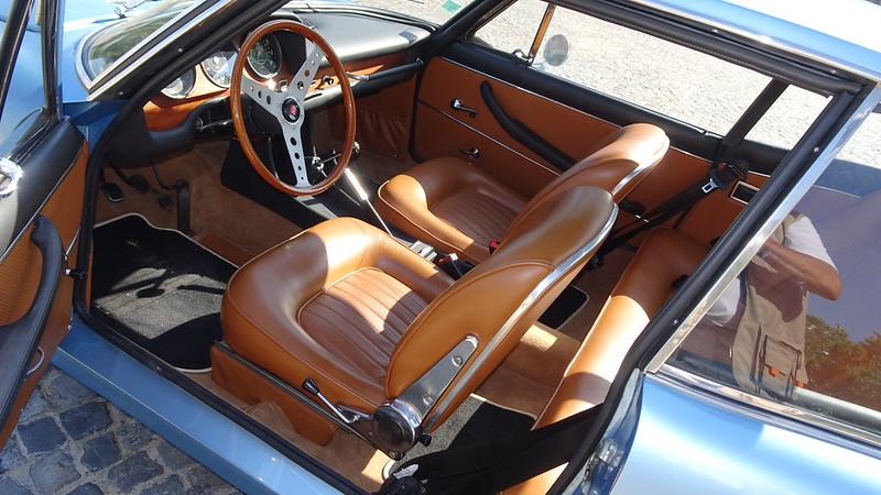 FIAT 124 S Berlinetta carrosserie 2+2 Giovanni MORETTI de 1967 48617822392_03bdf26005_c