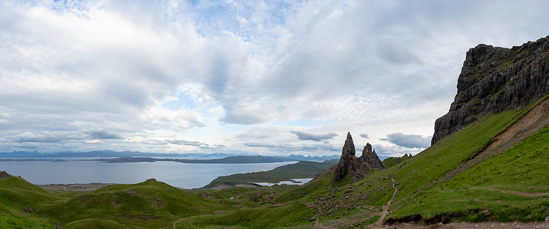 the Storr, Isle of Skye