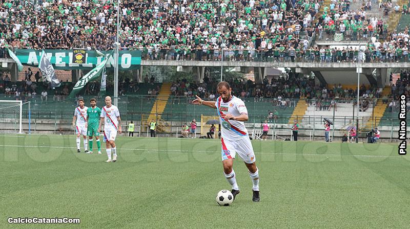 Giovanni Pinto in azione al