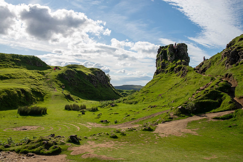 Castle Ewen - Fairy Glen