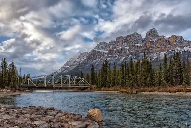 Castle Mountain Bridge