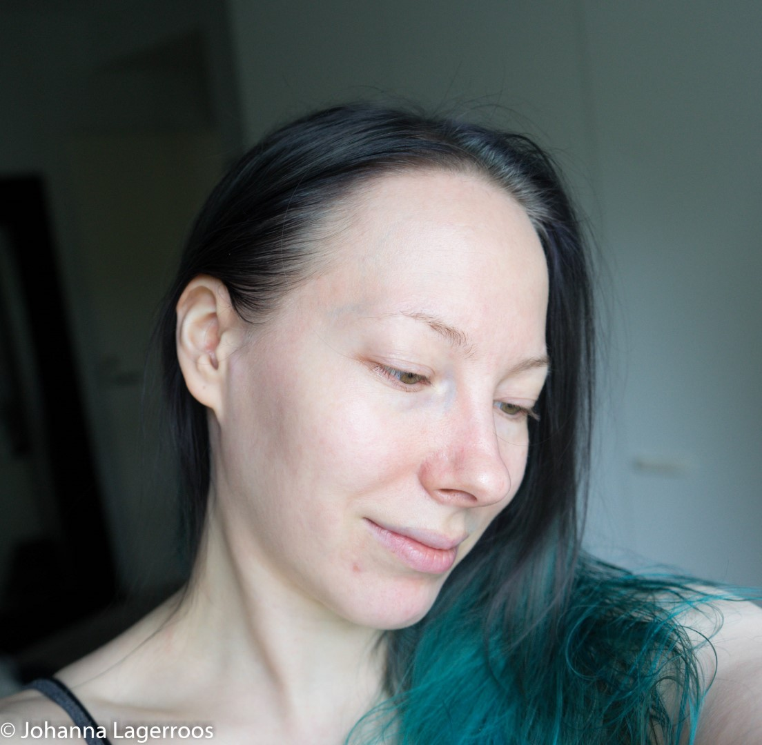 barefaced