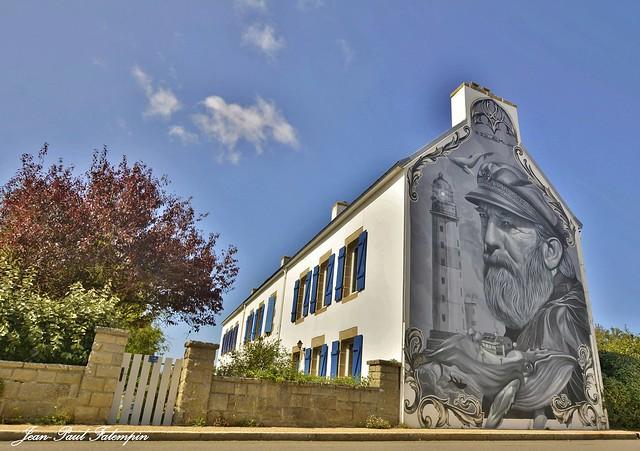 'Terre de Marins'  Plouhinec / Bretagne