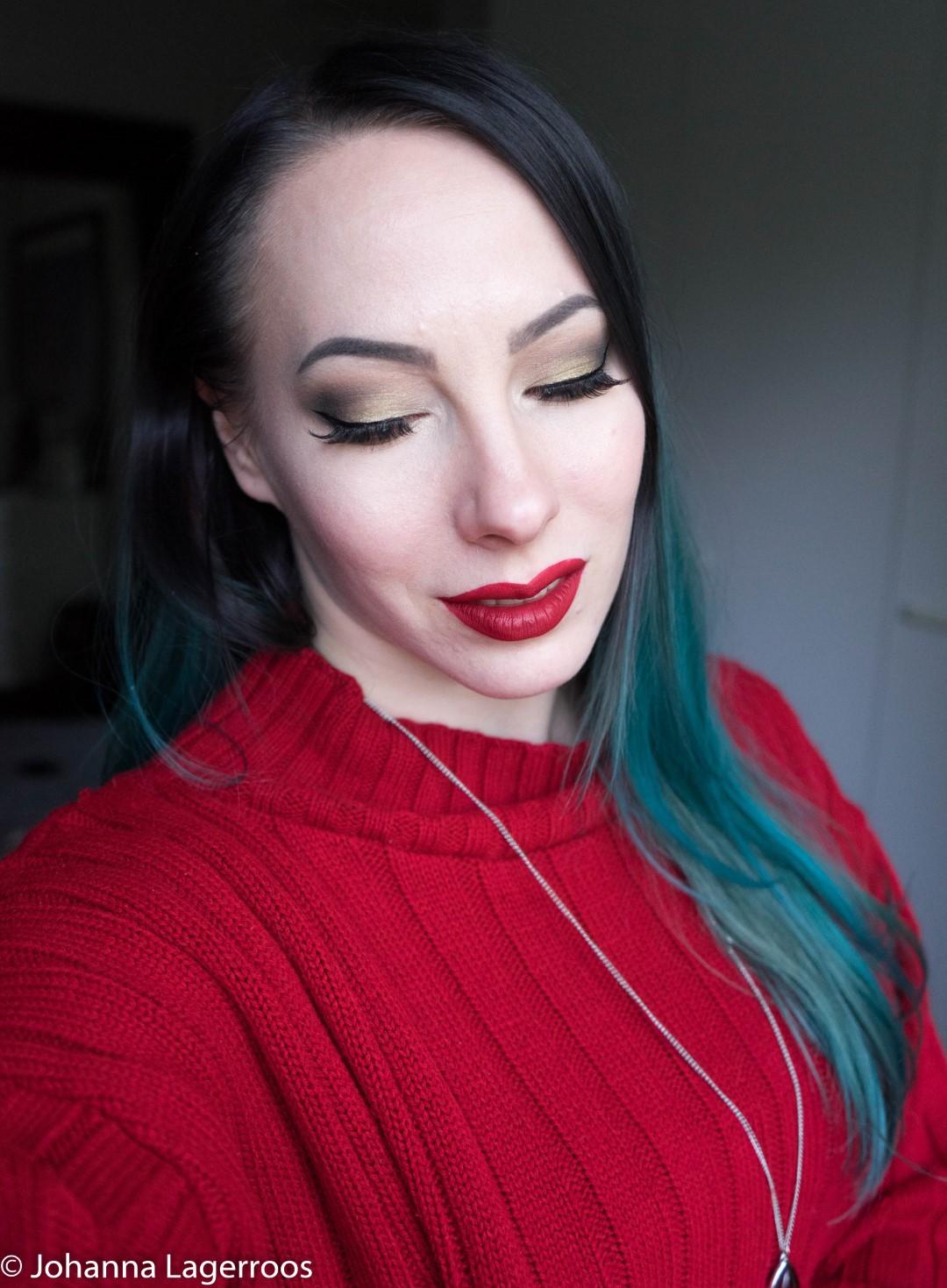 autumn makeup inspo