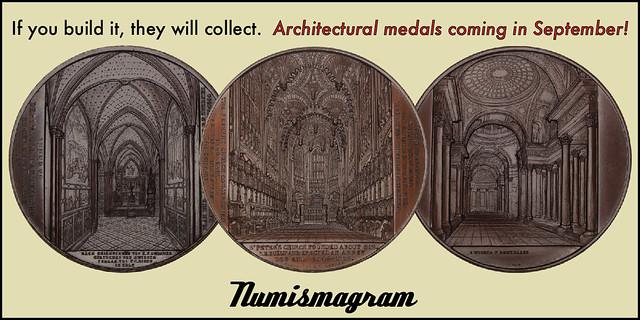 E-Sylum Numismagram ad23 Architectural