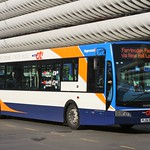 Stagecoach 28511, PL06 RYO (Scania N94UB / East Lancs Esteem)