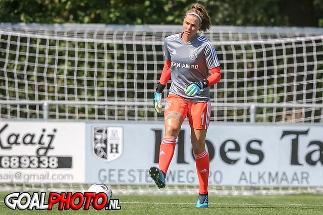 v.v. Alkmaar - Ajax 25-08-2019