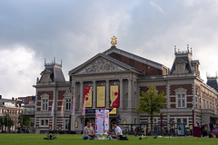 The magnificent Concertgebouw