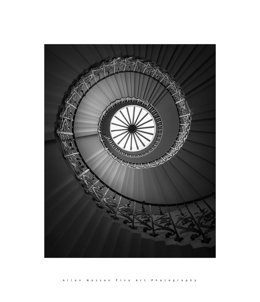 Tulip Staircase..