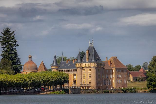 Château de la Clayette (71)