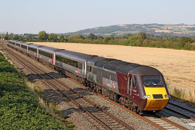 43303 Class 43 HST