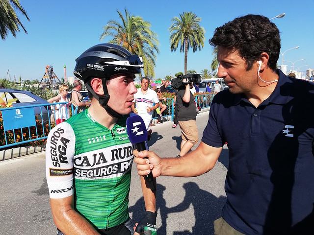Etapa 2 La Vuelta 2019 (Benidorm - Calpe)