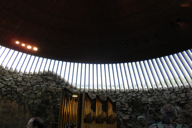 Finland Rock Church