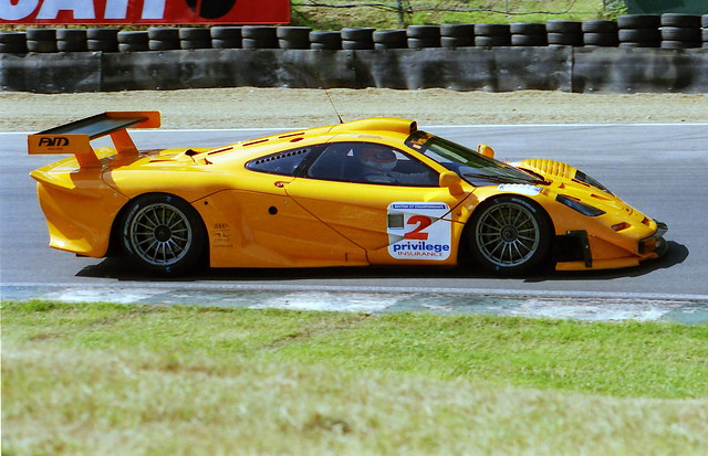James Munroe & Chris Goodwin - A M Racing - McLaren F1 GTR
