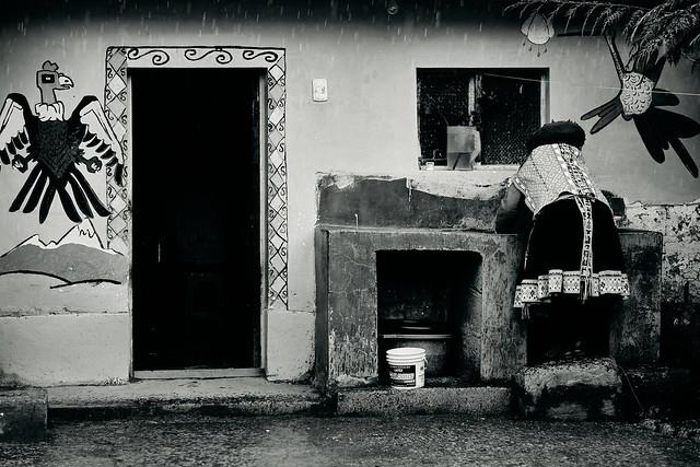House in Peru