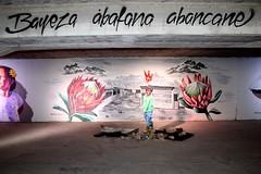 Down Town Gallery (Perspektivwechsel) im Bunker am Hauptbahnhof