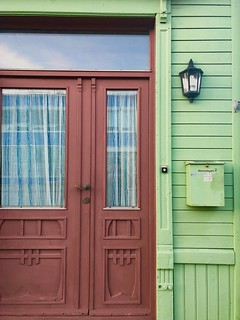 Door in Stokmarknes