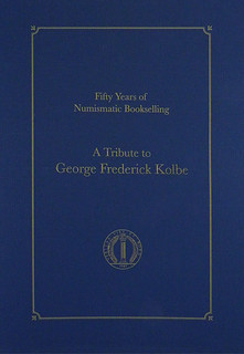 50 Years Numismatic Bookselling cover