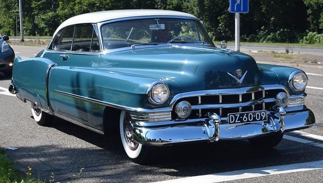 1950 Cadillac Series 62 Hardtop Coupé