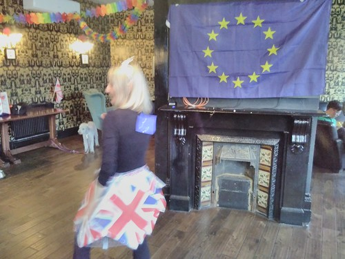Dancing at my citizenship party