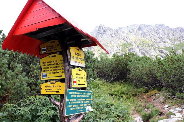 Trekking por los Altos Tatras