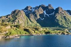 Hadselfjorden, Austvågøya