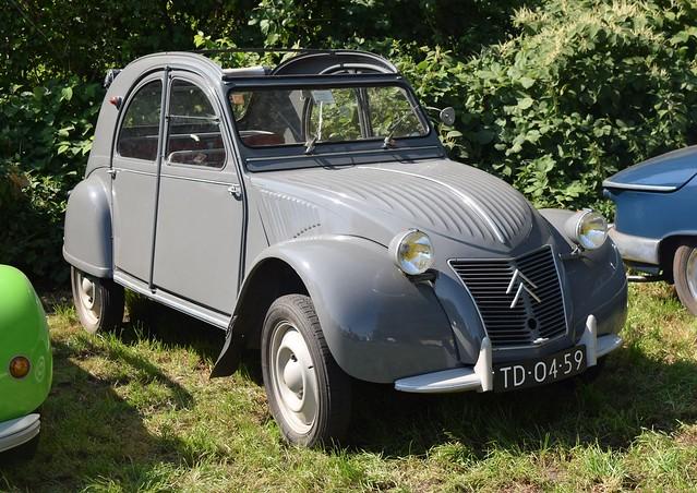 Citroën 2CV AZL 1955