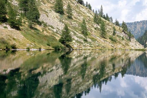San Bernolfo's Lake