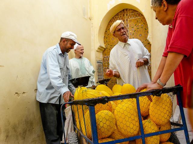 Maroc - Médina de Fas / ⴼⴰⵙ / Fès / فاس