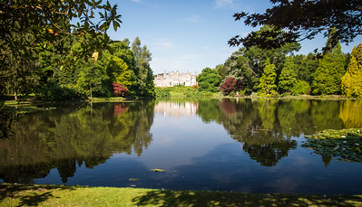Sheffield Park House and Lake