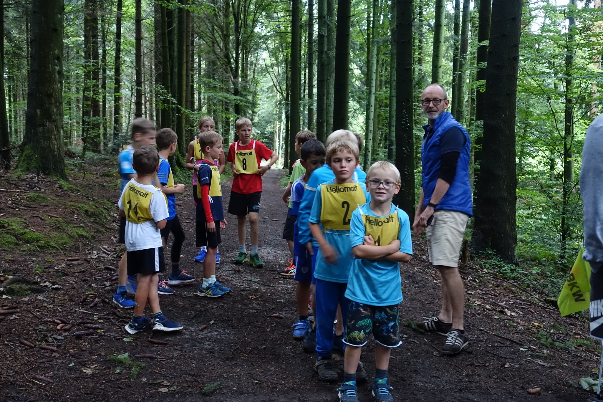 2019.08.21 -  Waldhauslauf (CUP)