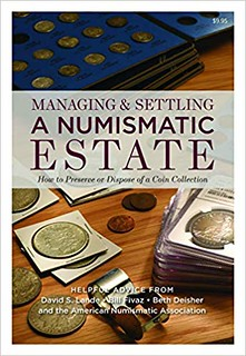 Managing Settling A Numismatic Estate book cover