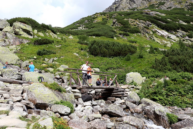 Trekking pico Rysy desde Eslovaquia