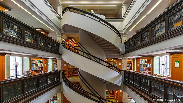 Helsinki, Finland: Rikhardinkatu Library