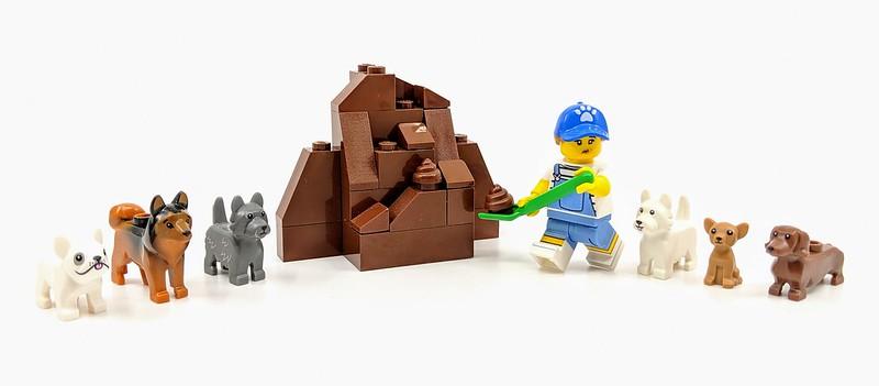 Click & Snap LEGO Minifigures Series 19