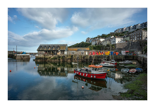 MEVAGISSEY QUAY | by Barry Haines