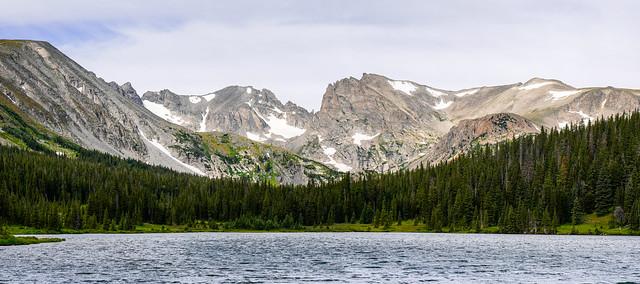Isabelle Glacier - Indian Peaks Wilderness