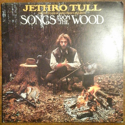 Jethro Tull Songs from the Woods